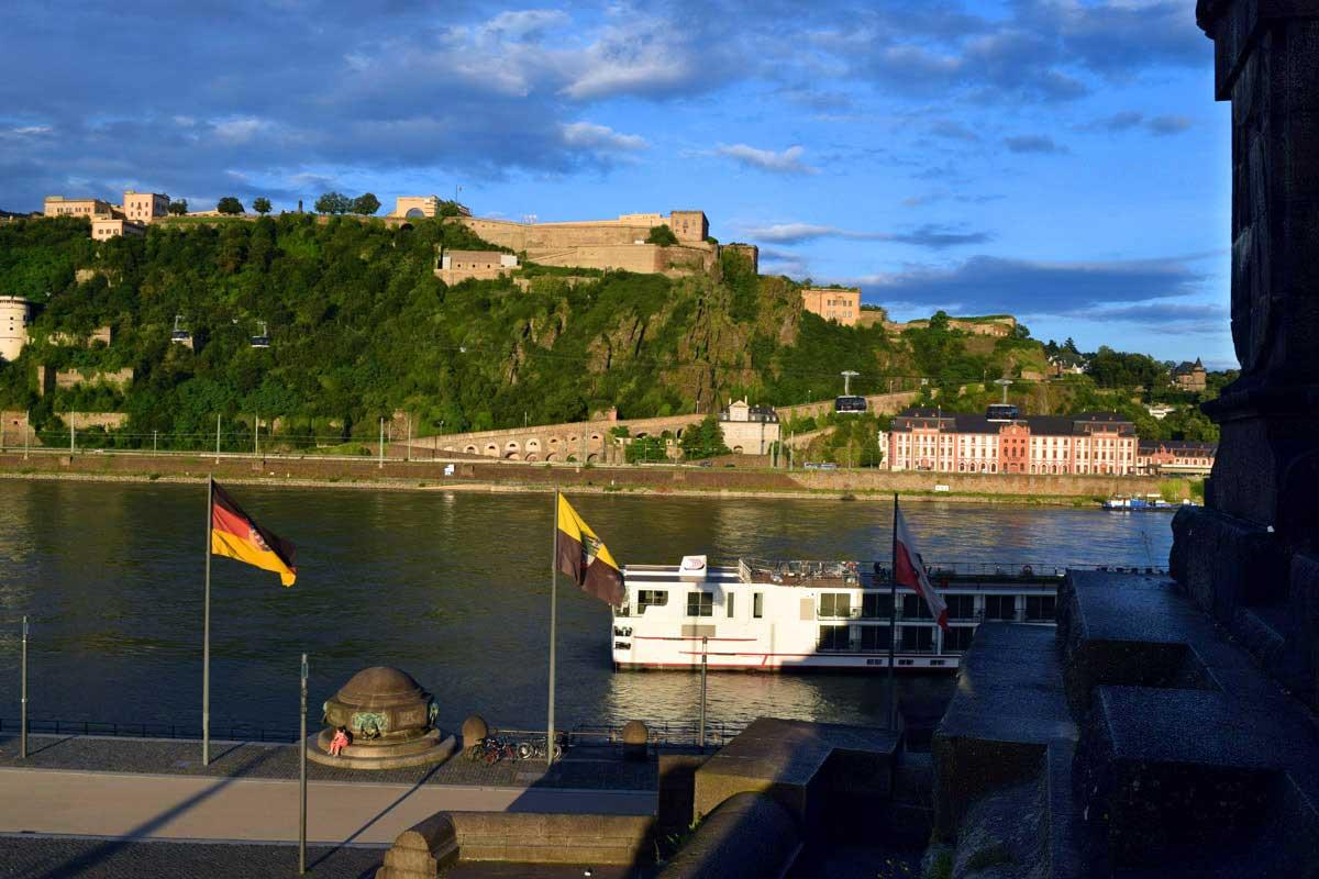 Dutsches Eck Koblenz