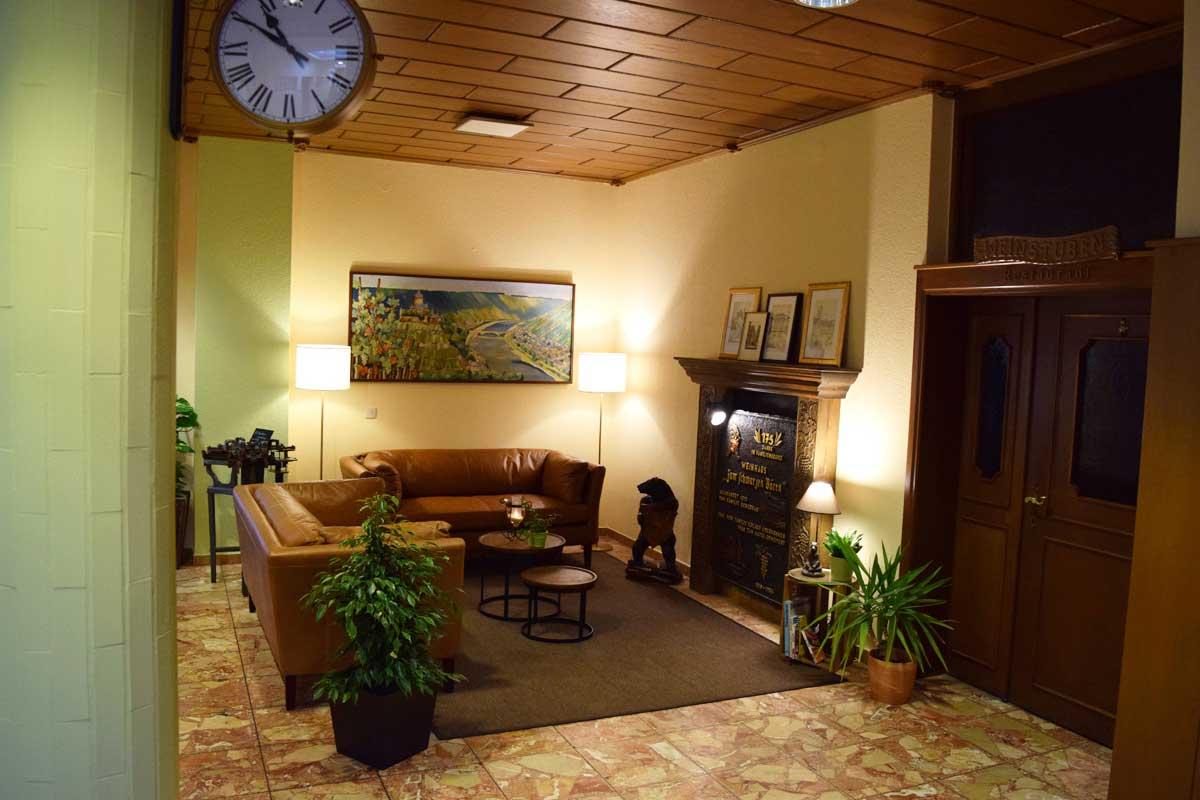 Hotel Koblenz Lobby