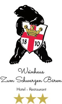 Hotel Zum Schwarzen Bären Logo