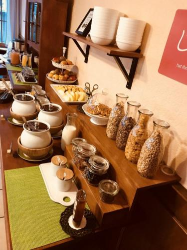 Frühstück Hotel