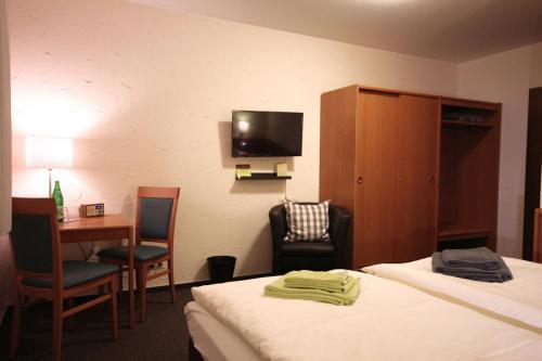 Zimmer Hotel Koblenz